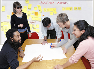 customer journey experience mapping workshop
