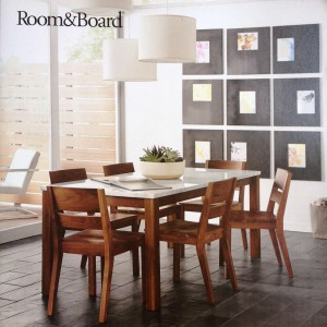 room and board catalog cover image