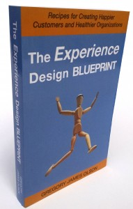 book image of The Experience Design Blueprint from Gregory James Olson - Delightability