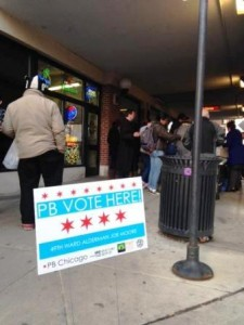 Participatory Budgeting in Chicago 49th Ward