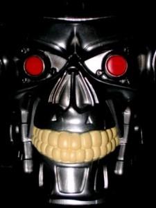 image of job stealing robot - Robots Don't Kill Jobs But CEOs Do - Delightability blog
