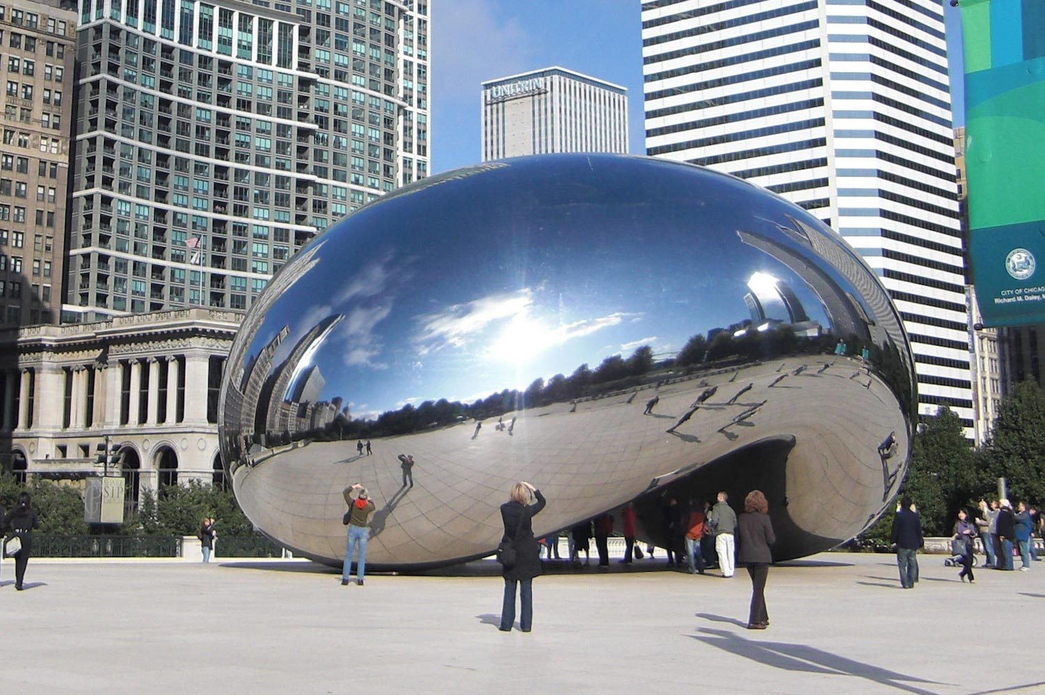 image of Truth-Sculpture-Chicago-Millenium-Park-Delightability-Author-Gregory-Olson