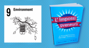 Image of Chapter 9: Environment - L'impossipreneurs: A Hopeful Journey Through Tomorrow