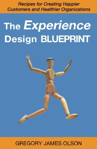 The experience design blueprint by gregory olson delightability image of cover for the experience design blueprint by gregory olson malvernweather Image collections